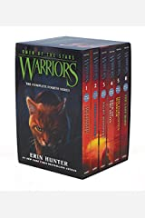 Warriors: Omen of the Stars Box Set: Volumes 1 to 6 Paperback