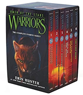 Warriors The New Prophecy Box Set Volumes 1 To 6 The Complete Second Series Hunter Erin 9780062367150 Amazon Com Books