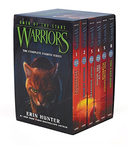 Book About Stars (Warriors: Omen of the Stars Box Set: Volumes 1 to 6)
