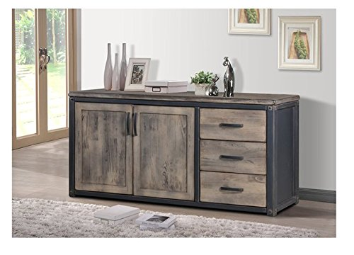 Contemporary 2-door Buffet (Heritage 2 Door Cabinet)