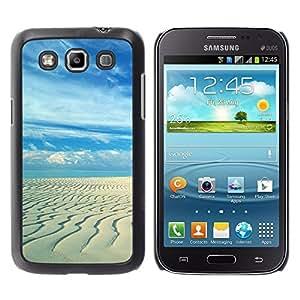 Paccase / SLIM PC / Aliminium Casa Carcasa Funda Case Cover - Sandy beach - Samsung Galaxy Win I8550 I8552 Grand Quattro
