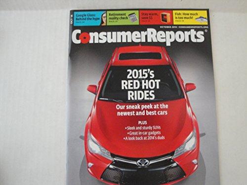 Consumer Reports Magazine October 2014