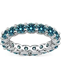 d7d7b091bb1f1 Women's Eternity Rings | Amazon.com