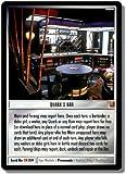 STAR TREK CCG 1E ROA RULES OF ACQUISITION QUARK'S BAR 128R