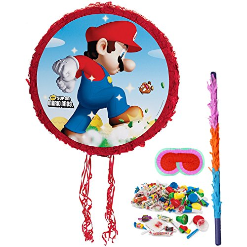 Super Mario Bros. Pinata Kit (Mario Accessory Child Kit)