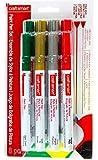 Craft Smart Paint Pen Set, Holiday, 6 Pieces