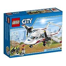 LEGO City Great Vehicles Ambulance Plane (183 Piece)