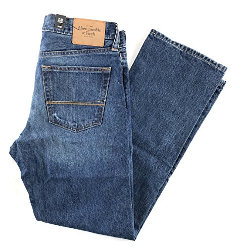 Abercrombie   Fitch Mens Classic Straight Jeans 0603 021 30W X 32L