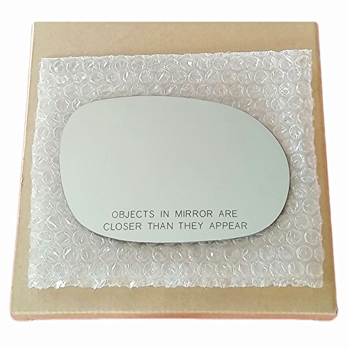 Mirror Glass and Adhesive 01 - 03 PT Cruiser (Manual Only) / 01 - 06 Sebring (Sedan Only) / 01 - 06 Stratus Passenger Right Side Replacement