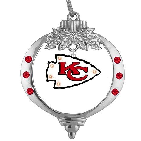94042243 Amazon.com : Final Touch Gifts Kansas City Chiefs Flashing Christmas ...