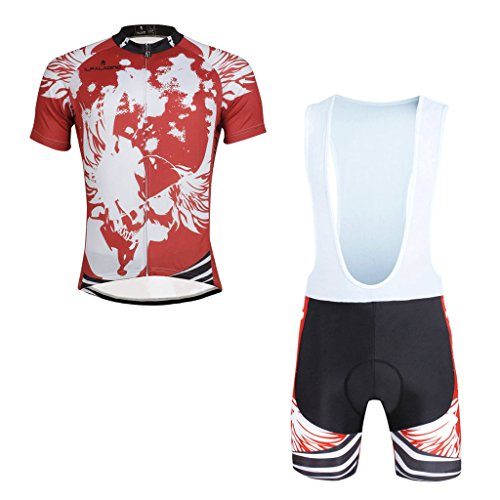 paladinsport-red-mens-short-sleeve-bicycle-clothing-and-bib-shrots-set-size-xxxl