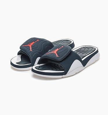 la mejor moda moda más deseable buscar el más nuevo Chanclas Nike – Jordan Hydro 4 Negro/Blanco 41: Amazon.es: Zapatos ...