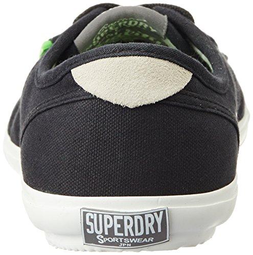 Superdry Low Pro Damen Sneaker Schwarz
