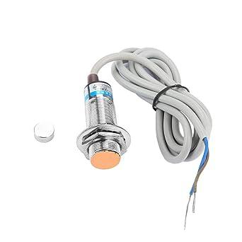 10MM Distancia de Medición Sensor de Proximidad Capacitiva detector de Interruptor LJC30A3-HJ/EZ