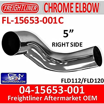 POWER PRODUCTS Freightliner Chrome Elbow FL-09657-013C