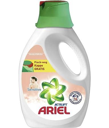 Ariel Actilift Sensitive Liquid Laundry Detergent