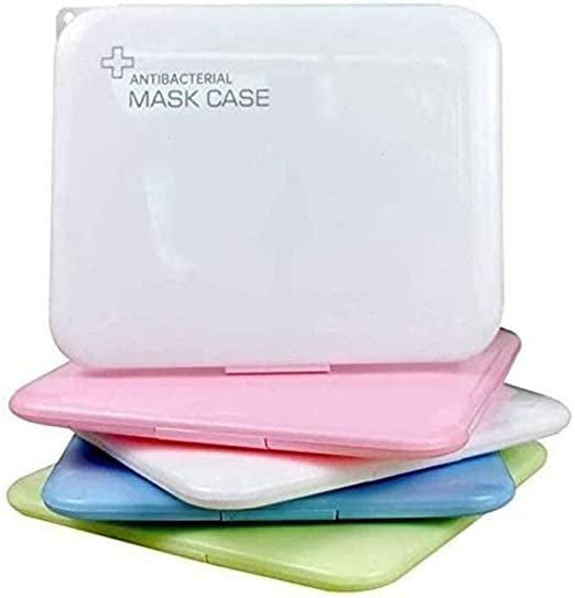 Caja Guarda Mascarillas MC-01 (Rosa): Amazon.es: Equipaje