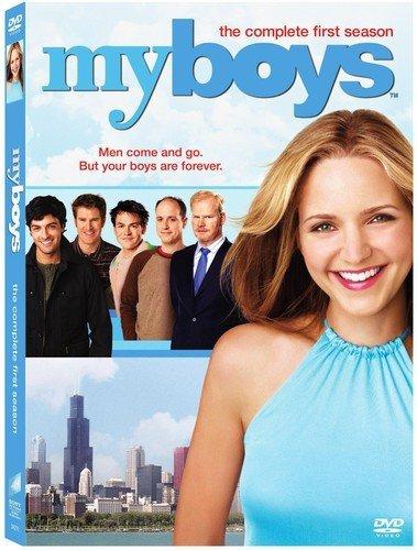 My Boys - Complete Series Seasons 1,2 & 3 DVD