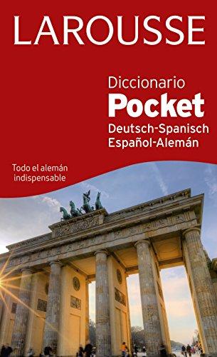 Descargar Libro Diccionario Pocket Español-alemán / Deutsh-spanisch Larousse Editorial