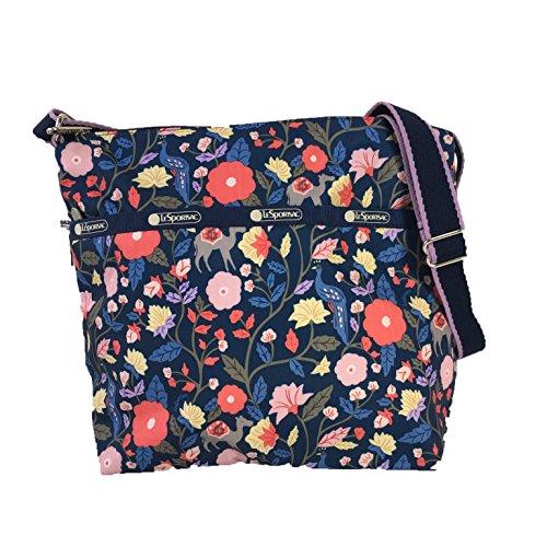Cleo Fantasy LeSportsac Bag Crossbody Floral 4daBPOqa