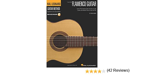 Hal Leonard Flamenco Guitar Method Book And CD Hal Leonard Guitar ...