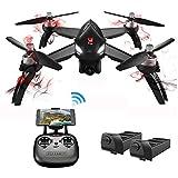 PinPle MJX Bugs 5W FPV RC Drone with 1080P HD Camera, GPS, W...