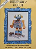 """BUILD Your Own FAMILY ROBOT """"HUMPHREY ROBOT"""" Paper Doll Style BOOK (UNCUT) Complete w OUTFITS for All Robot Occasions (1983)"""