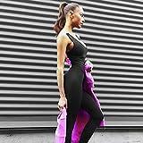 Tmalltide Fashion Bandage High Elasticity Gym Clothing Suit Women Sports Yoga Pants