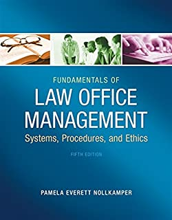 Introduction to law for paralegals a critical thinking approach fundamentals of law office management fandeluxe Gallery