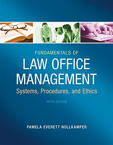 Duty Professional Level (Fundamentals of Law Office Management)