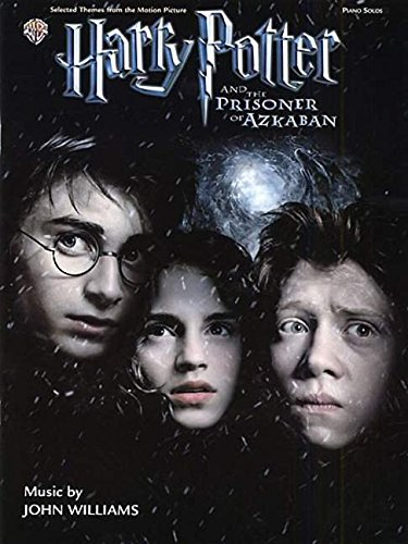 Selected Themes from the Motion Picture Harry Potter and the Prisoner of Azkaban: Original Piano Solos