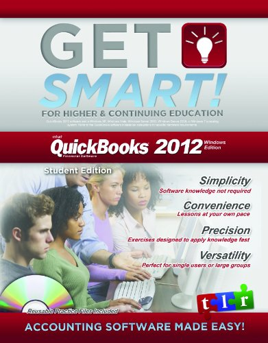 GET SMART W/QUICKBOOKS 2012-ST