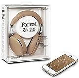 Parrot Zik 2.0 Mocha Wireless Stereo Bluetooth Headphones