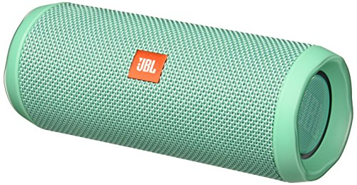 JBL Flip 4 Waterproof Portable Bluetooth Speaker (Teal), medium