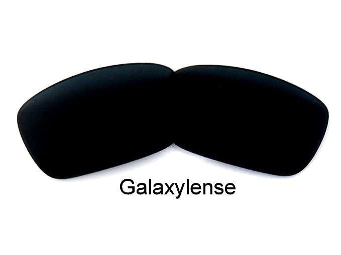 Galaxy lentes de repuesto para Oakley Fuel Cell Negro Polarizados (Negro): Amazon.es: Ropa y accesorios
