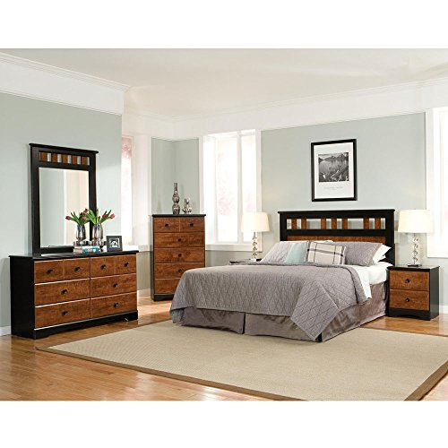 Cambridge Westminster 5 Piece Suite: Queen Bed, Dresser, Mirror, Chest, Nightstand Bedroom Furniture Sets