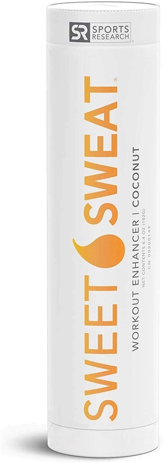 Sweet Sweat Coconut 'Workout Enhancer' Topical Gel | 6.4oz Roll-on-Stick