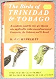 Front cover for the book The Birds of Trinidad and Tobago by G. A. C. Herklots