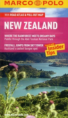 - New Zealand Marco Polo Guide (Marco Polo Travel Guides) by Marco Polo (2012-09-25)