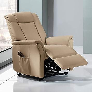 Poltrone Relax Elettriche 2 Motori.Moja Poltrona Relax Elettrica Con Alzapersona Lift 2 Motori