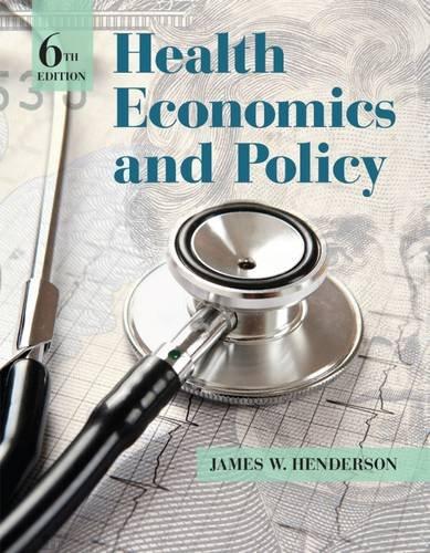 Health Economics+Policy