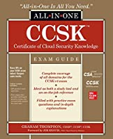CCSK Certificate of Cloud Security Knowledge All-in-One Exam Guide Front Cover