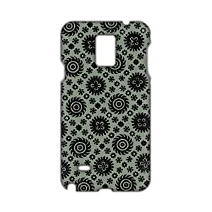 Simple pattern 3D Phone Case for Samsung Galaxy Note4