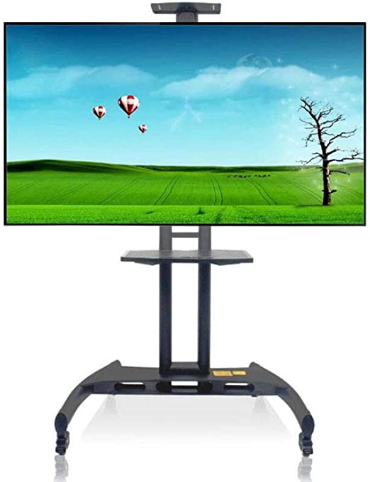 KBKG821 TV Floor Stand Monte, Universal TV Carro, para 32-65 ...