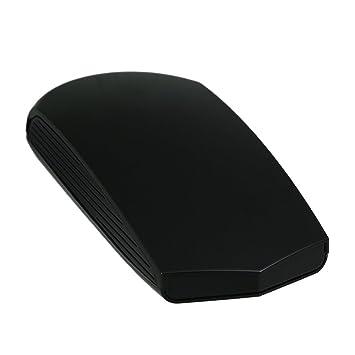 KKmoon 12 V Auto Vehículo Radar Warner regulación de la Velocidad Detector total de velocidad de banda voz de alarma de seguridad + Pantalla LCD ...