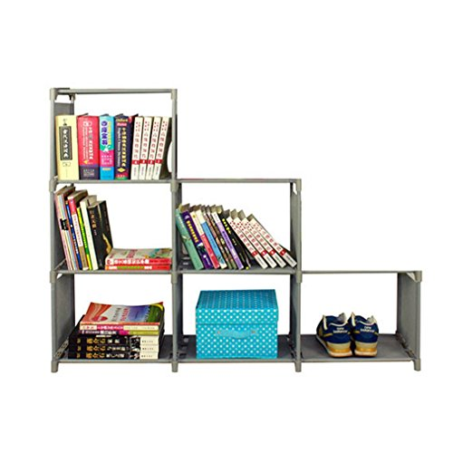 Storage Cabinets ,Hmlai 3-tier Storage Cube Closet Shelf 6-cube Storage Cabinet Space-Saving Storage Unit Asian