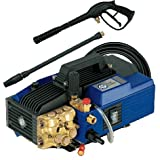 AR Blue Clean AR630 1900 Psi 2.1 GPM The Industrial Commercial Cold Water Electric Pressure Washer, Blue