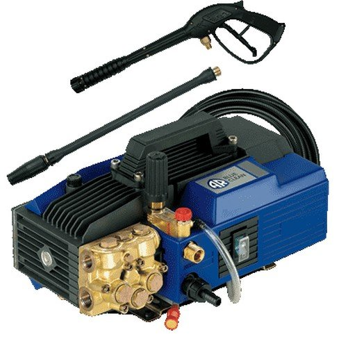 AR Blue Clean AR630 1900 Psi 2.1 GPM The Industrial Commercial Cold Water Electric Pressure Washer, Blue by AR Blue Clean