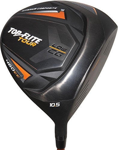 Top Flite Tour 460 CC Driver - Senior Flex - Aldila Shaft - Right Hand by Top Flight