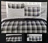 Tommy Hilfiger Twin Comforter Set Bradford Plaid